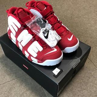 Supreme - Supreme Nike Air More Uptempo     新品