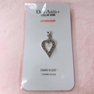 ディオール(Dior)のディオールアディクト♡チャーム♡ハート(チャーム)