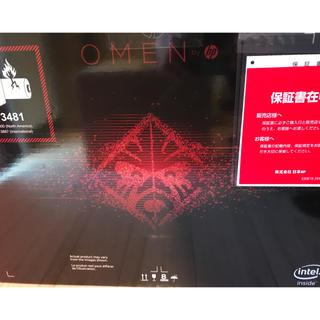 HP - omen 17 インチ GTX1070♪『大特価』