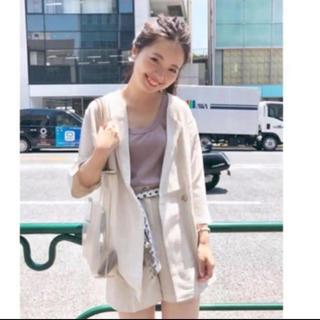 Kastane - リネン七分袖BIGシャツ★kastane