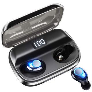 bluetooth ワイヤレス イヤホン 高音質  ipx7防水
