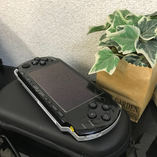 PlayStation Portable - SONY PSP3000 本体 ケース (充電器なし)