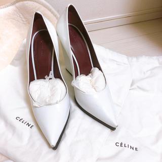 セリーヌ(celine)のCELINE セリーヌ  パンプス 結婚式(ハイヒール/パンプス)