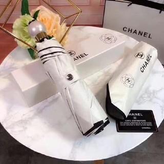CHANEL - CHANEL 折りたたみ傘