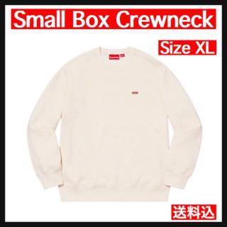 シュプリーム(Supreme)の【XL】Small Box Crewneck(スウェット)