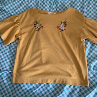 ローリーズファーム(LOWRYS FARM)の半袖トップス LOWRYSFARM(カットソー(半袖/袖なし))