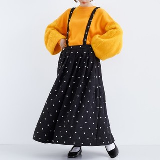 merlot - merlot ジャンパースカート