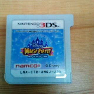 ニンテンドー3DS(ニンテンドー3DS)のマジックキャッスルマイハッピーライフ(家庭用ゲームソフト)