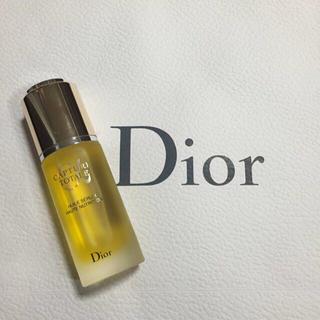 ディオール(Dior)のカプチュールトータルオイル(フェイスオイル / バーム)