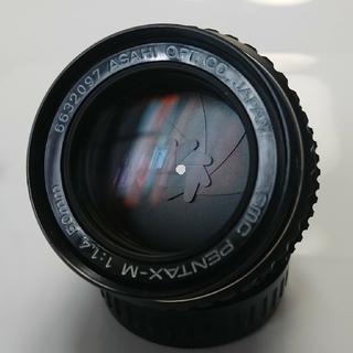 PENTAX - お買い得品☆smc PENTAX-M 50mm f1.4