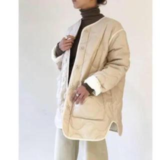 TODAYFUL - todayful  キルティングジャケット 新品未使用