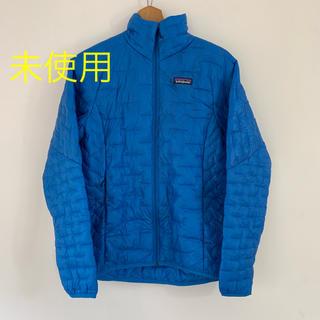 パタゴニア(patagonia)のパタゴニア レディース マイクロパフ ジャケット サイズS  未使用 (ダウンジャケット)