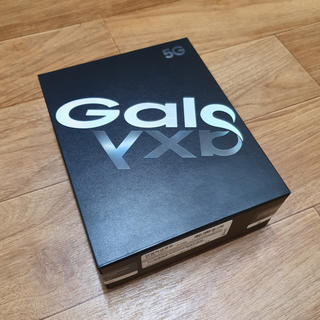 ギャラクシー(Galaxy)の[新品未使用]Samsung GALAXY Fold ギャラクシーフォールド(スマートフォン本体)
