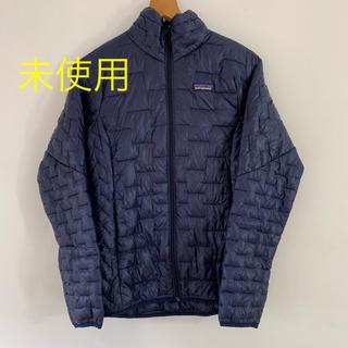 パタゴニア(patagonia)のパタゴニア レディース マイクロパフ ジャケット サイズS未使用(ダウンジャケット)