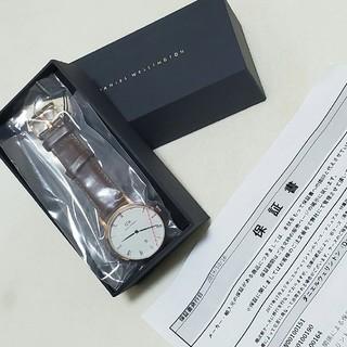 ダニエルウェリントン(Daniel Wellington)の【送料無料】【交渉可】DW DAPPER(腕時計(アナログ))