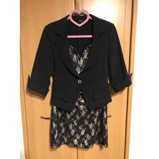 デイジーストア(dazzy store)の美品✨Dazzystore❤︎ジャケット11号&スカート(67㎝サイズ)(スーツ)