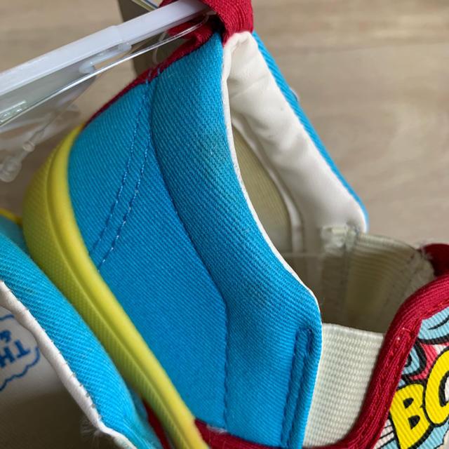 西松屋(ニシマツヤ)の西松屋 スリッポン キッズ/ベビー/マタニティのベビー靴/シューズ(~14cm)(スリッポン)の商品写真