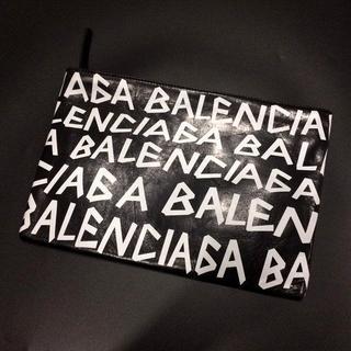 Balenciaga - BALENCIAGA バレンシアガ クラッチ セカンド バッグ