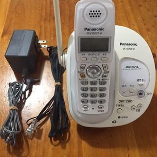 Panasonic - コードレス電話機