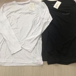 コンバース(CONVERSE)の新品  お買い得  長袖  コンバース  2枚(Tシャツ/カットソー(七分/長袖))