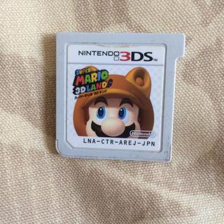 ニンテンドー3DS(ニンテンドー3DS)のスーパーマリオ3Dランド(家庭用ゲームソフト)