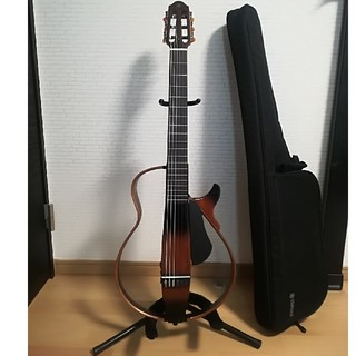 ヤマハ(ヤマハ)のYAMHA サイレントギター SLG200N(クラシックギター)