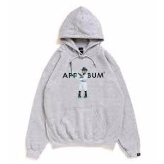 "アップルバム(APPLEBUM)のAPPLEBUM ""No,51 BOY"" Sweat Parka XL グレー(パーカー)"