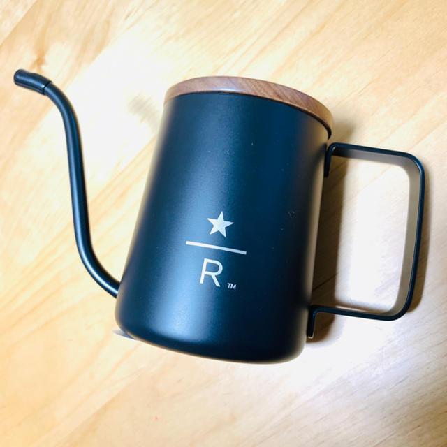 Starbucks Coffee(スターバックスコーヒー)のStarbucks Roastary Tokyo 購入 ミニケトル インテリア/住まい/日用品のキッチン/食器(容器)の商品写真
