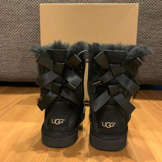 アグ(UGG)のUGG アグ ベイリーボウ ムートンブーツ 18 18.5(ブーツ)