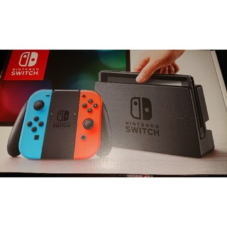 Nintendo Switch - ★新品★ Nintendo switch 店舗印あり!
