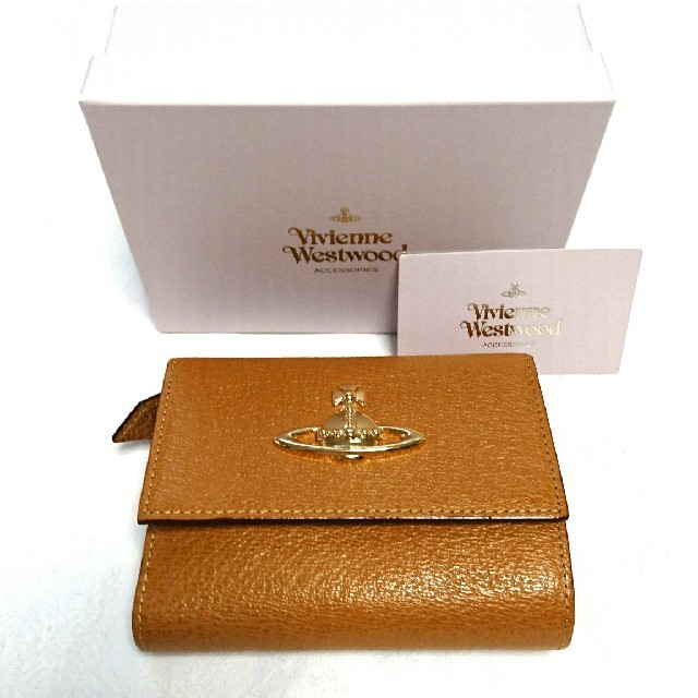 Vivienne Westwood(ヴィヴィアンウエストウッド)のヴィヴィアンウェストウッド 新品 財布 レディースのファッション小物(財布)の商品写真