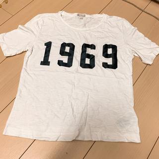 ギャップ(GAP)のGAP トップス 白Tシャツ(Tシャツ(半袖/袖なし))