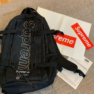 Supreme - 18fw Supreme backpack