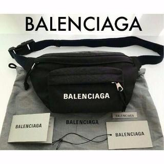 BALENCIAGA BAG - balenciaga ウエストバッグ ウエストポーチ ボディーバッグ