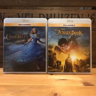 Disney - シンデレラ&ジャングル・ブック DVDのみ