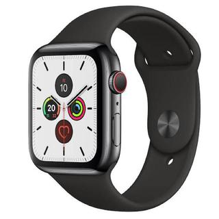 アップルウォッチ(Apple Watch)のAppleWatch 5(GPS + Cellularモデル)- 44mm(その他)