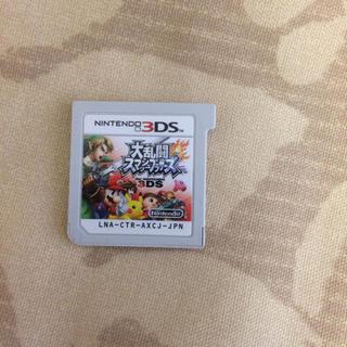 ニンテンドー3DS(ニンテンドー3DS)の大乱闘スマッシュブラザーズ(家庭用ゲームソフト)