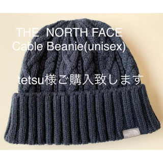 THE NORTH FACE - THE  NORTH FACE   Cable Beanie(unisex)