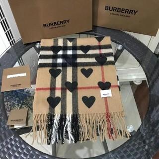 BURBERRY - バーバリー  マフラー