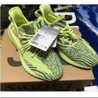 adidas - YEEZY BOOST 350 V2 B37572 yellow 27cm