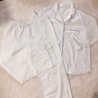 UNIQLO - UNIQLO 前開きパジャマ