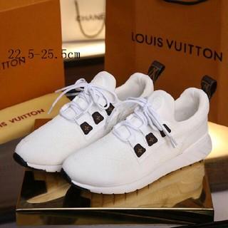 LOUIS VUITTON -  LV スニーカー  22.5-25.5cm