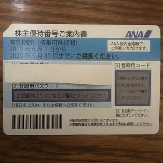 20枚_ANAホールディングスの株主優待券(その他)