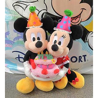 Disney - ぬいぐるみバッジ@ミッキー&ミニー生誕祭
