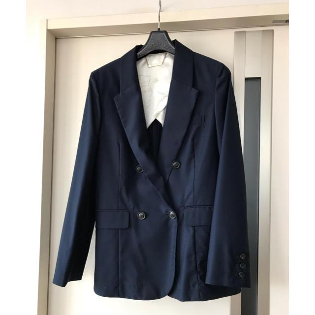 mysty woman(ミスティウーマン)のmysty woman  ジャケット  未使用 レディースのジャケット/アウター(テーラードジャケット)の商品写真