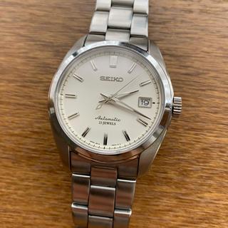 SEIKO - セイコー メカニカル SARB035 ホワイト文字盤