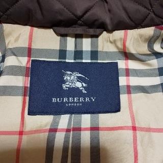 BURBERRY - 中綿コート(とっても軽いです)