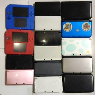 ニンテンドー3DS - 送料無料 3DS 本体 セット 動作未確認