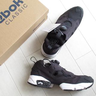 Reebok - 新品 リーボック インスタ ポンプフューリー OG ブラック 24 DV6985