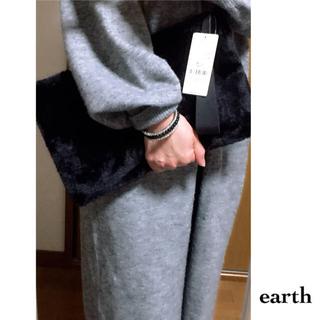 earth music & ecology - 【お値下げ】未使用*earthファークラッチバック♡ブラック